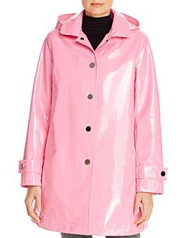 Jane Post - Princess Slicker Coat