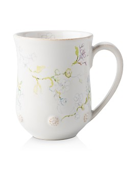 Juliska - Berry & Thread Floral Sketch Jasmine Mug