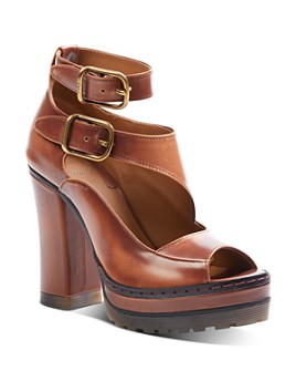 Chloé - Women's Daisy Platform Sandals