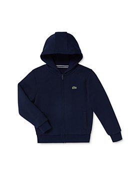 Lacoste - Boys' Zip-Up Hoodie - Little Kid, Big Kid