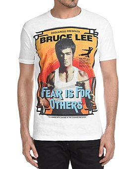 DSQUARED2 - Bruce Lee Fear Tee
