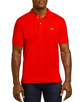 Lacoste - Piqué Classic Fit Polo Shirt