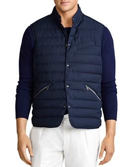 Polo Ralph Lauren - Walbrook Reversible Quilted Down Vest