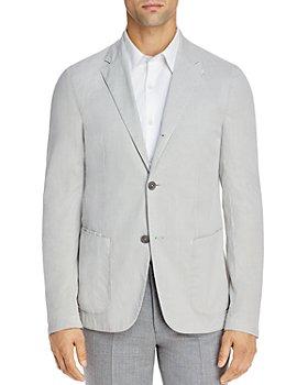 Z Zegna - Stretch Cotton Garment-Dyed Slim Fit Sport Coat