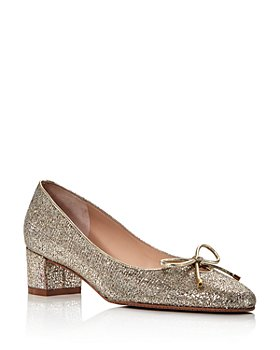Stuart Weitzman - Women's Gabby Bow Pumps