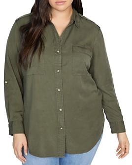Sanctuary Curve - Conroy Button-Down Shirt