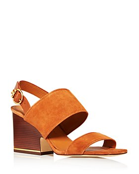Tory Burch - Women's Selby Block-Heel Sandals