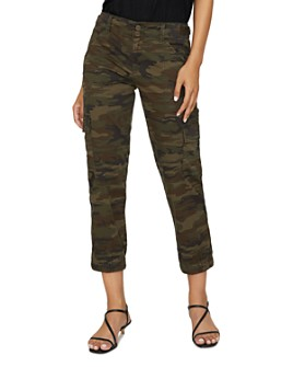 Sanctuary - Terrain Camo Cargo Pants