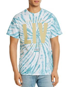 Junk Food - Cotton Super Bowl LIV Tie-Dyed Tee