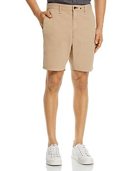 rag & bone - Classic Slim Fit Chino Shorts