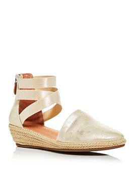 Gentle Souls by Kenneth Cole - Women's Noa-Beth Wedge Espadrille Sandals