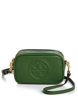 Tory Burch - Perry Bombe Mini Leather Crossbody