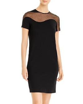 Escada Sport - Devahi Sheer-Inset Dress