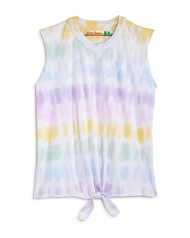 Vintage Havana - Girls' Tie-Dyed Tank Top - Big Kid