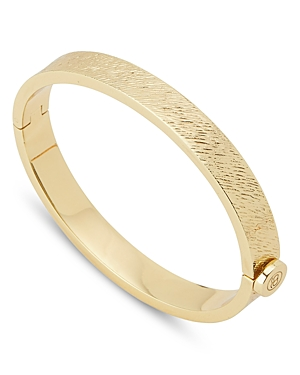 Gorjana Jax Textured Hinge Bangle Bracelet-Jewelry & Accessories