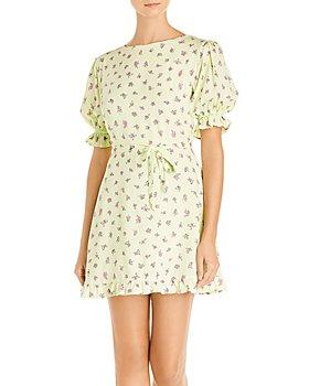 Faithfull the Brand - Florence Floral-Print Mini Dress