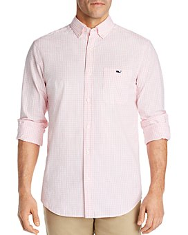 Vineyard Vines - Aberdeen Tucker Classic-Fit Button-Down Shirt