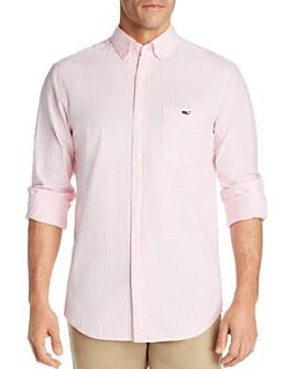 Vineyard Vines - Aberdeen Tucker Classic-Fit Button-Down Shirt