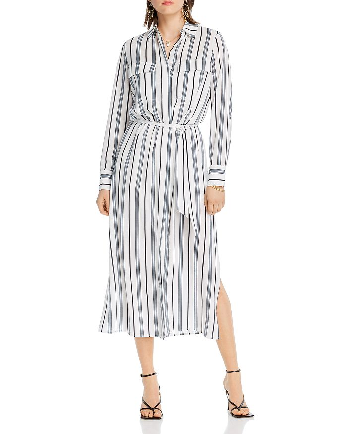 Lini Laura Striped Dress - 100% Exclusive In White/blue