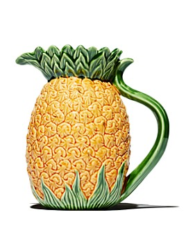 Bordallo Pinheiro - Pineapple Pitcher