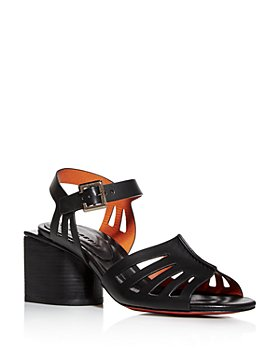 Clergerie - Women's Eline Block-Heel Sandals