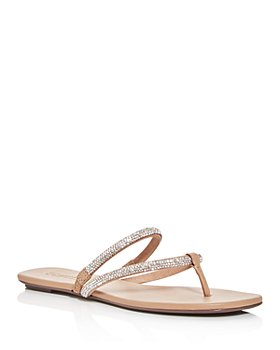 SCHUTZ - Women's Marileide Slip On Thong Sandals