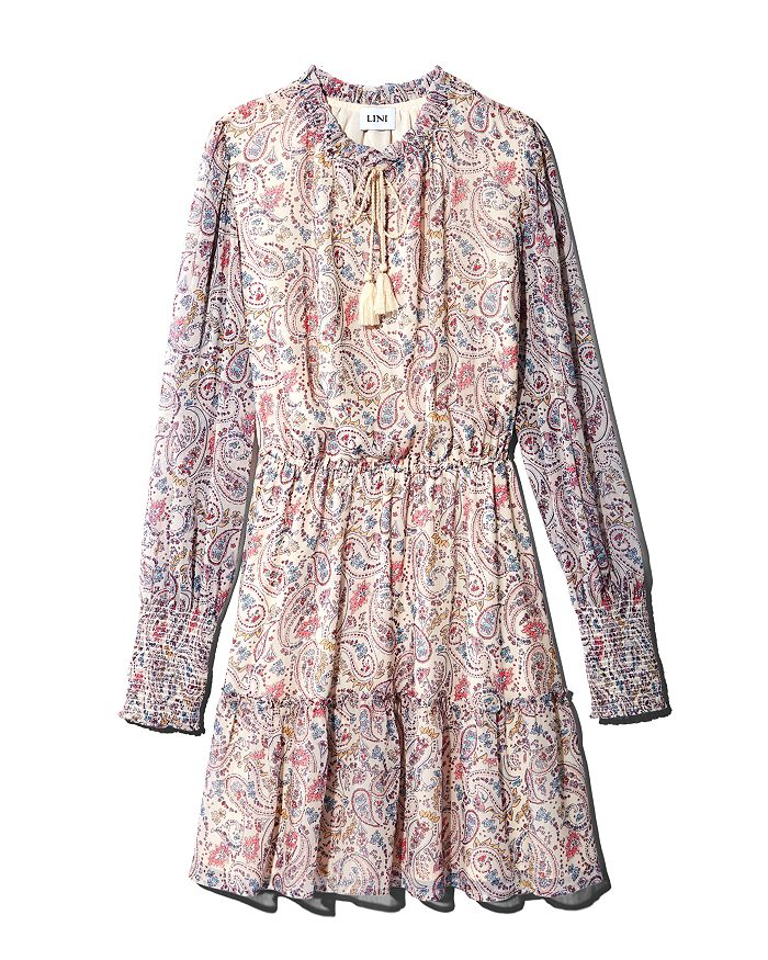 Lini Opal Paisley Print Dress - 100% Exclusive In Multi