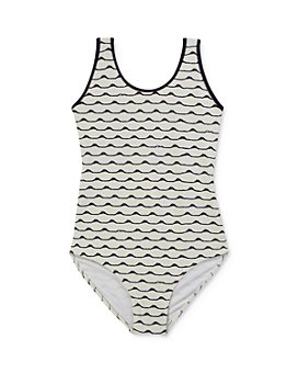 Chloé - Girls' Waves Swimsuit - Little Kid, Big Kid
