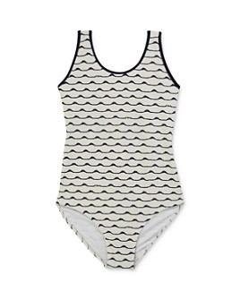 Chloé - Girls' Waves Swimsuit - Little Kid, Big Kid