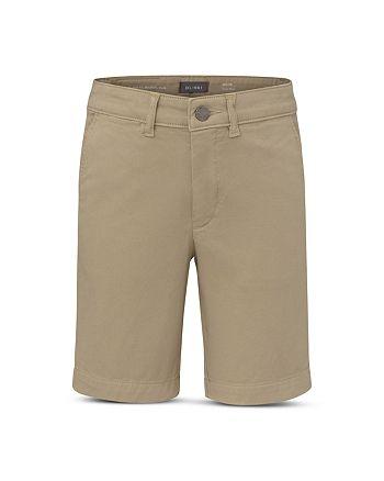 DL1961 - Boys' Jacob Khaki Chino Shorts - Big Kid