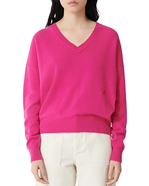 Maje Manon Cashmere Sweater