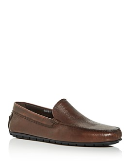 To Boot New York - Men's Key Largo Leather Moc-Toe Drivers