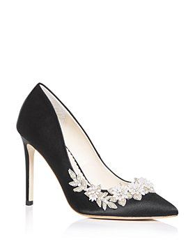 Bella Belle - Women's Jasmine Embellished High-Heel Pumps