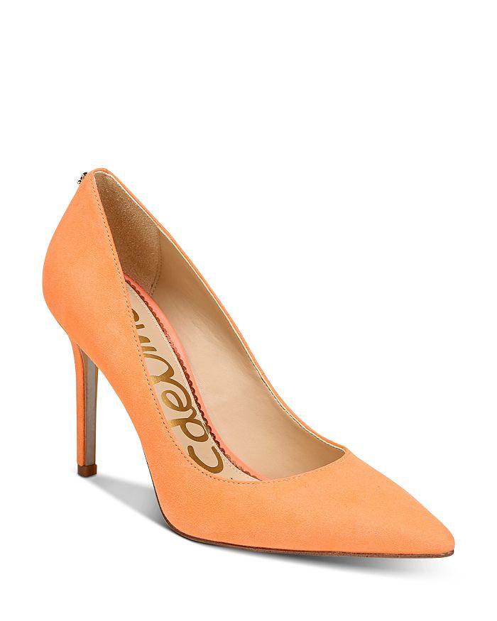 Sam Edelman - Women's Hazel Pointed Toe High-Heel Pumps