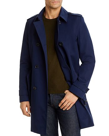 HUGO - Marden Slim Fit Trench Coat