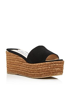 Jimmy Choo - Women's Deedee 80 Platform Slide Sandals