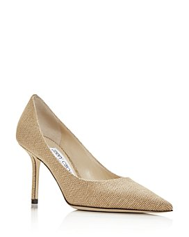 Jimmy Choo - Women's Love 85 Pointed-Toe Pumps
