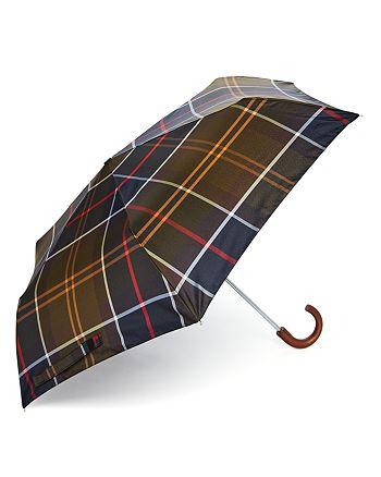 Barbour - Tartan Mini Umbrella