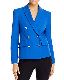 Derek Lam 10 Crosby - Rodeo Double-Breasted Blazer