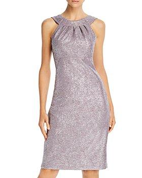 Eliza J - Short Halter Dress