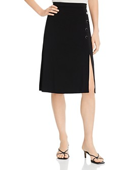 T Tahari - Midi Wrap Skirt