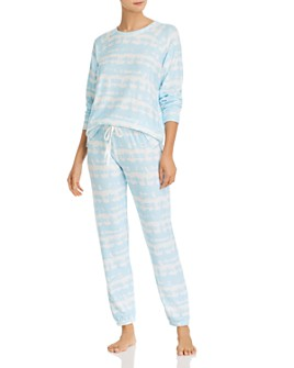 AQUA - Peachy Tie-Dyed Pajama Set - 100% Exclusive