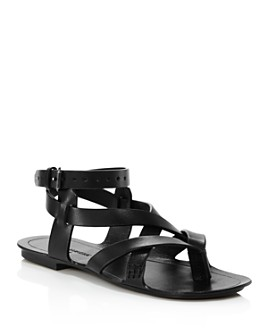 Saint Laurent - Women's Culver 05 Buck Strappy Sandals