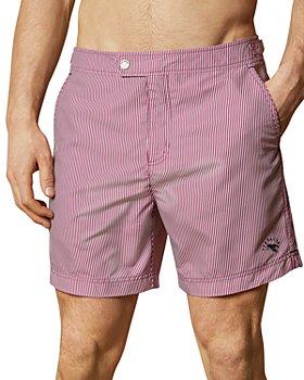 Ted Baker - Geswork Striped Swim Shorts