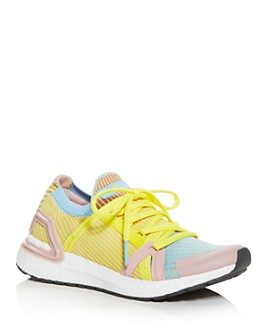 adidas by Stella McCartney - Women's Ultraboost 20 S Knit Low-Top Sneakers