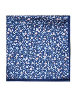 The Men's Store at Bloomingdale's - Floral Silk Pocket Square - 100% Exclusive