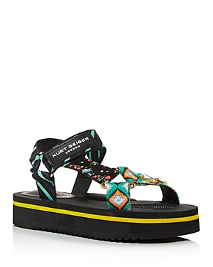 Kurt Geiger Women\\\'s Olivia Platform Sandals