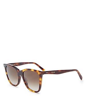 Celine Women's Square Sunglasses, 55mm