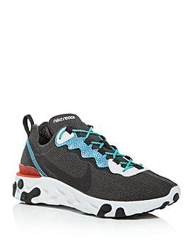 Nike - Men's React Element 55 SE Low-Top Sneakers
