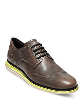 Cole Haan - Men's Original Grand Wingtip Leather Oxfords